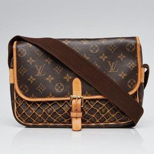 Louis Vuitton Congo PM Messenger Net Crossbody